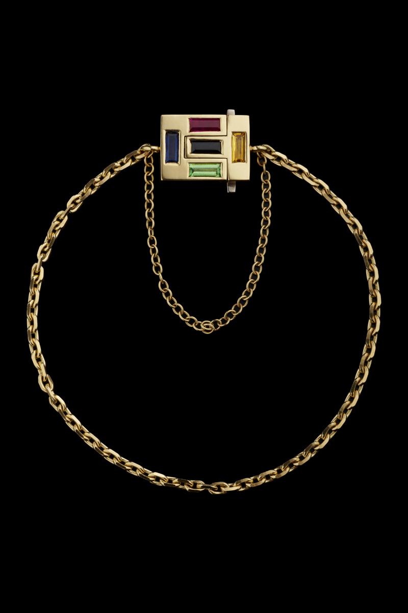 Connect Bracelet Black