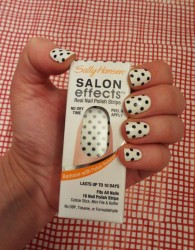 Polka Dot Nails by Sally Hansen